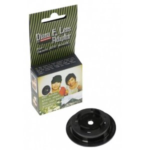 diana f+ lens adaptor for canon eos mount