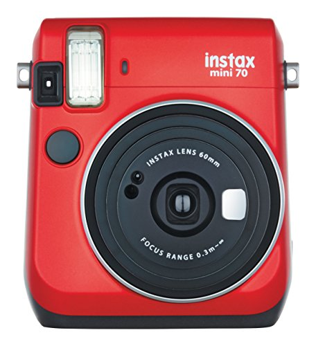 Fujifilm Instax Mini 70 Passion Red фото №1