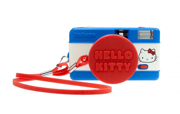 Fisheye Hello Kitty фото №2
