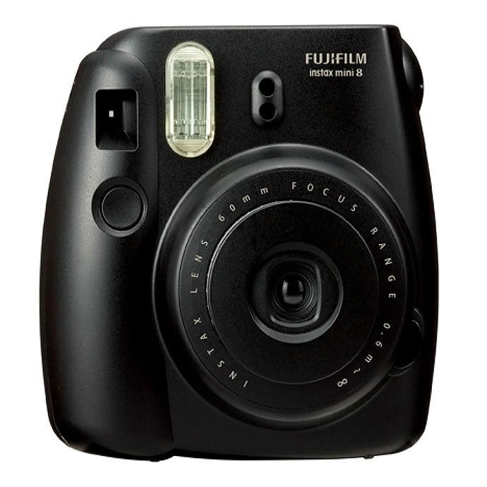Fujifilm instax mini 8 Black фото №1