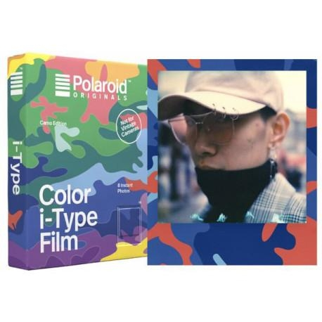 Color i-Type Film Camo Edition фото №1