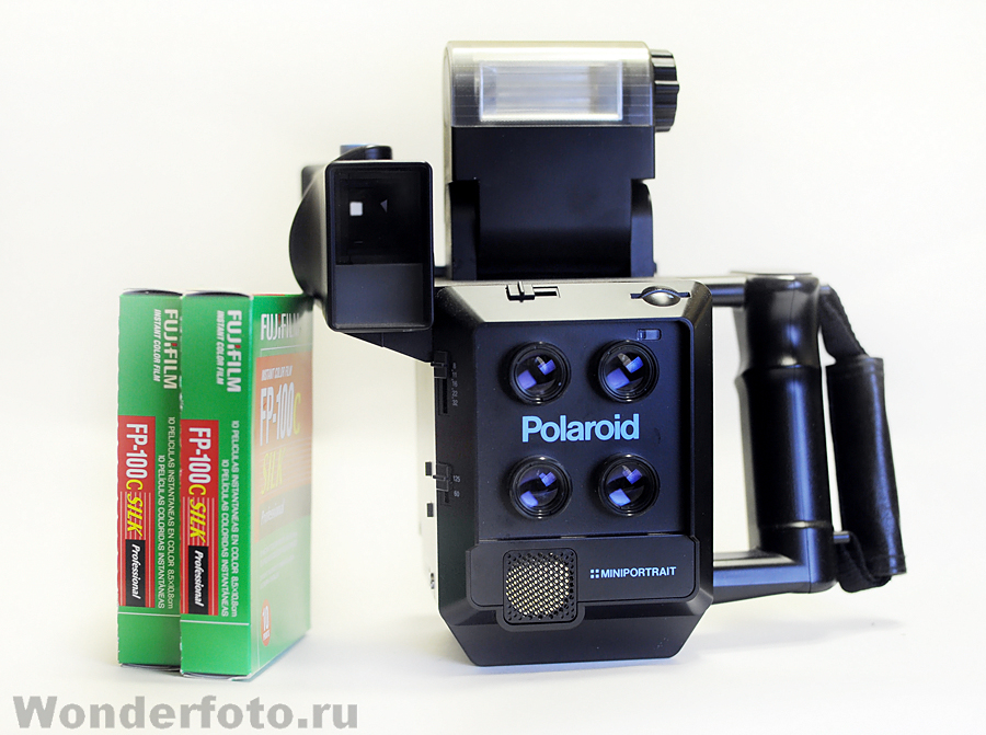 polaroid studio express 473