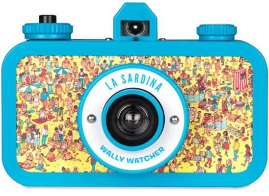 la sardina - wally watcher