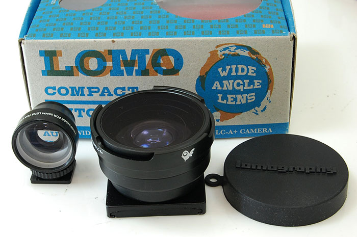 lc-a+ wide-angle lens
