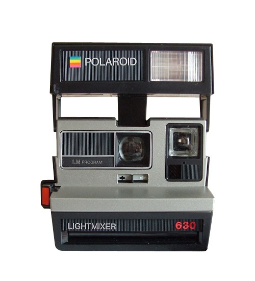 Polaroid 630 Lightmixer фото №1