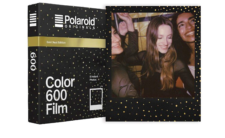 Color Film for 600 Gold Dust Edition фото №1