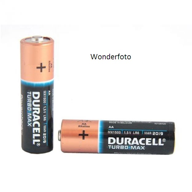 Duracell turbo max lr6 (1 шт) фото №1