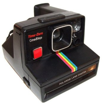 polaroid one step rainbow timezero