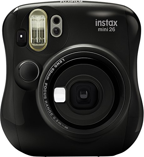 fujifilm instax mini 26 black