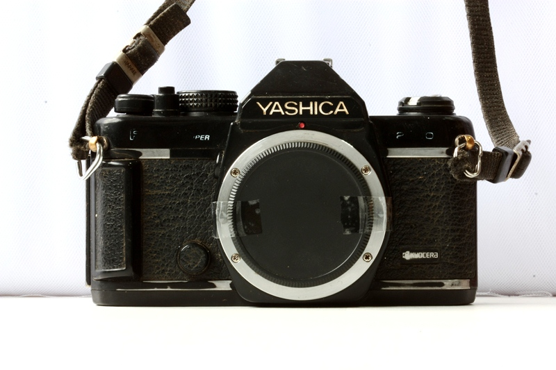 Yashica FX3 Super 2000 (body) уценка фото №1