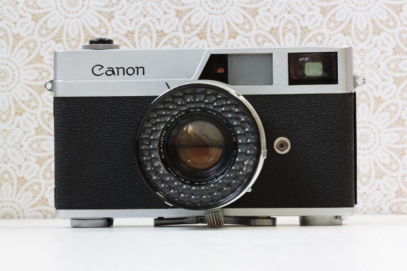пленочные фотоаппараты новые папиной работы