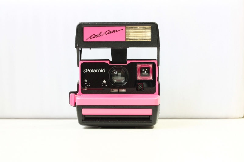 Polaroid 600 Cool Cam Pink фото №1