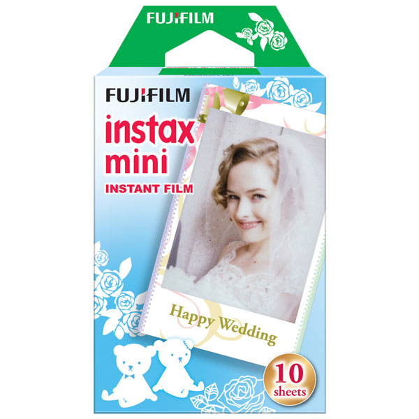 Fujifilm Instax Mini Happy Wedding Film фото №1