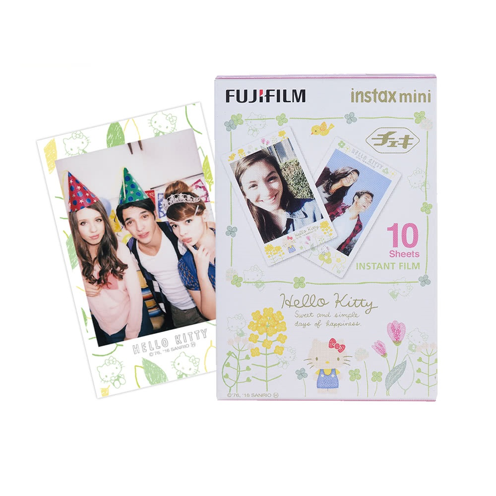 fujifilm instax mini hello kitty film