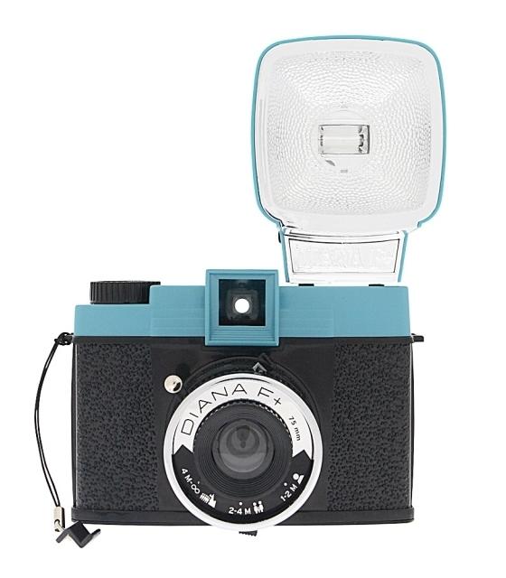 Пленочные камеры Diana F+ купить в Москве в интернет-магазине | Wonderfoto
