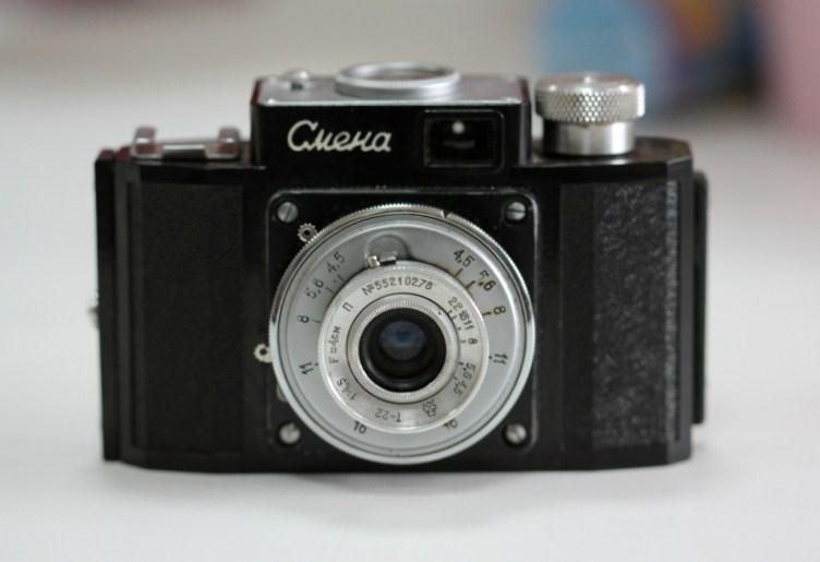 Цифровой фотоаппарат из пленочного своими руками