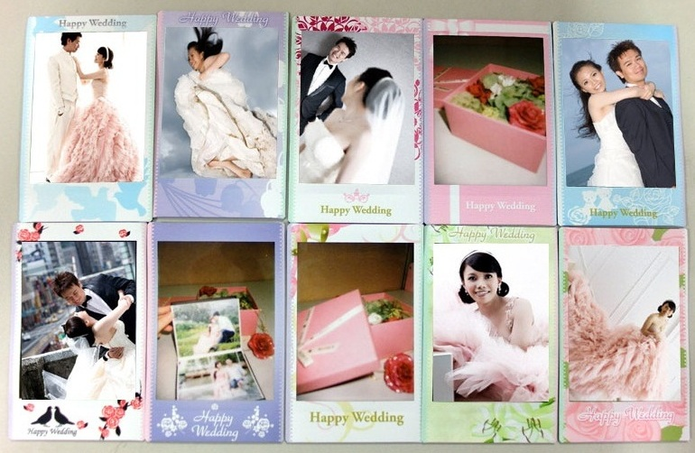 Fujifilm Instax Mini Happy Wedding Film фото №2