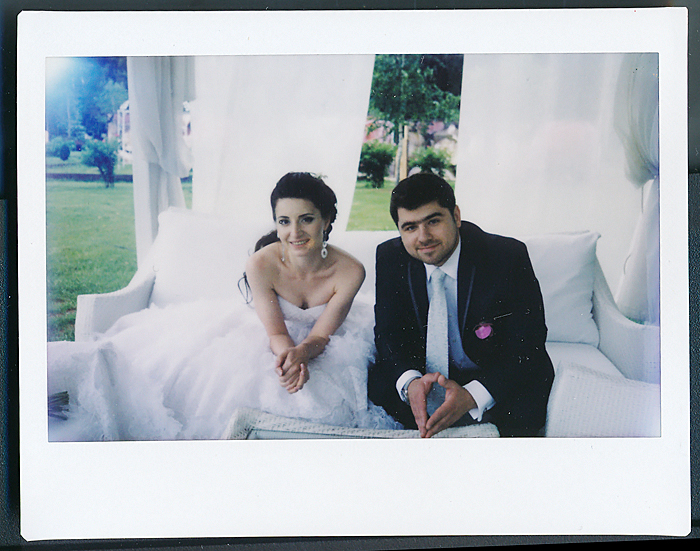 Фотоаппарат Fujifilm Instax 210 Wedding