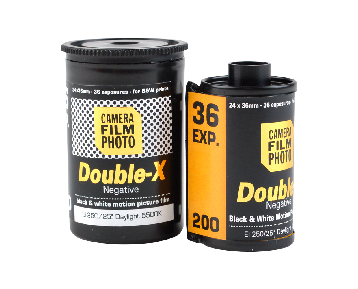 cfp double-x b&w film 35mm