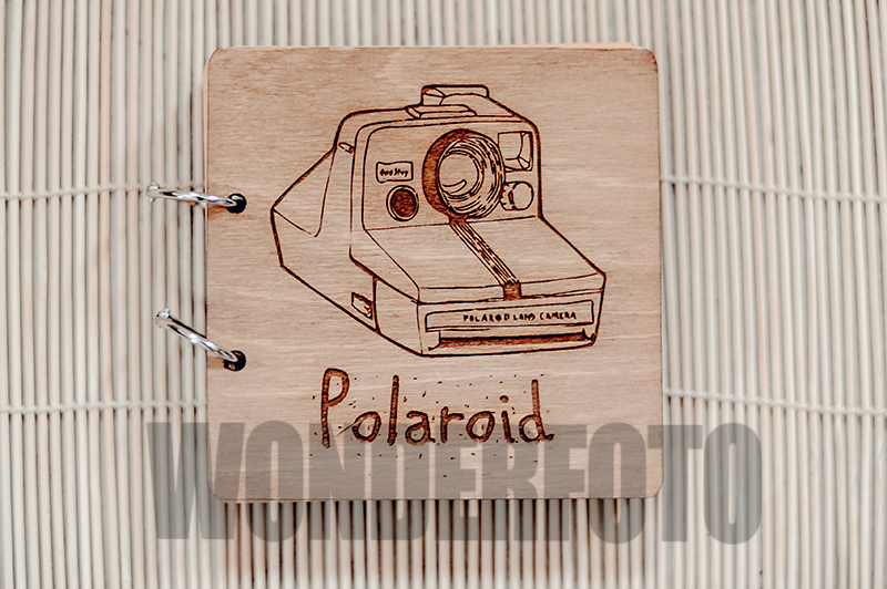 "Альбом для фото ""Polaroid Land Camera"" (8x10cm)"