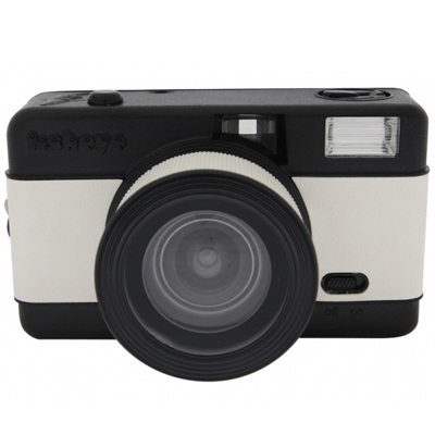 Fisheye Compact Camera Black фото №1