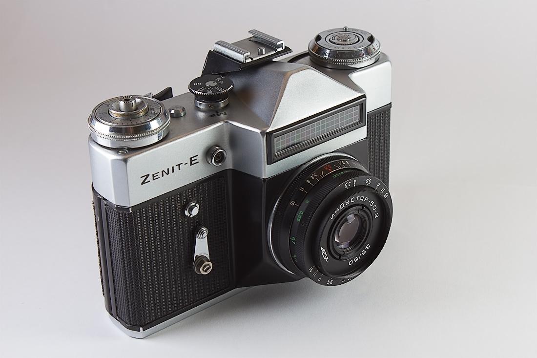 как можно использовать старый фотоаппарат зенит кто вяжет