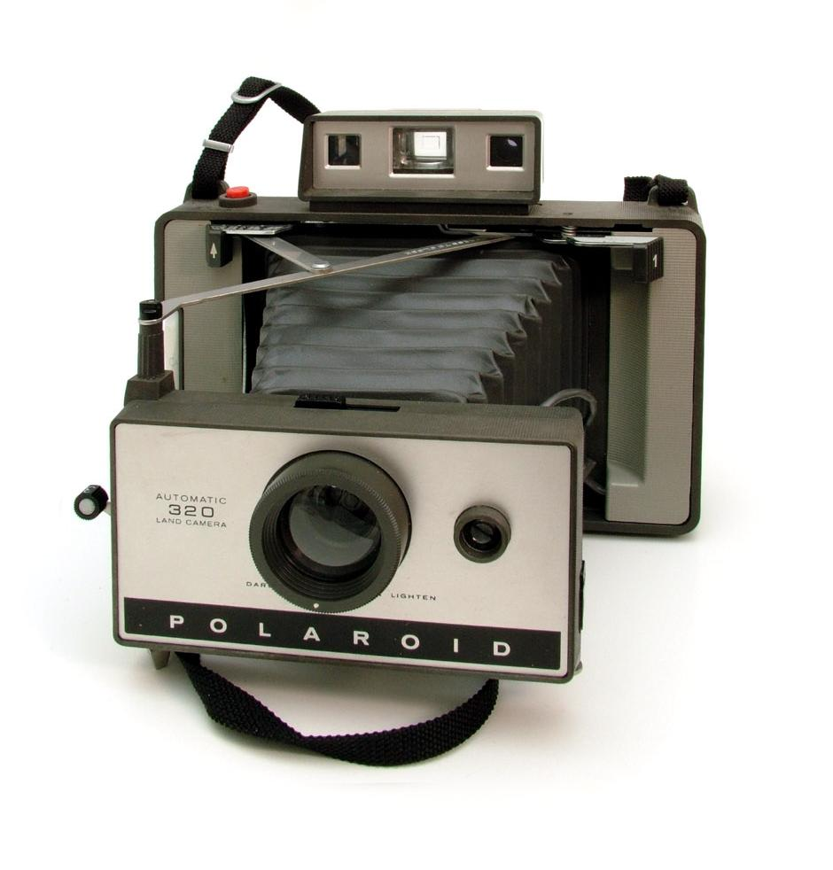 polaroid land 320