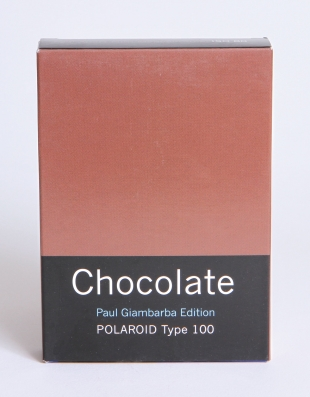 polaroid 100 chocolate