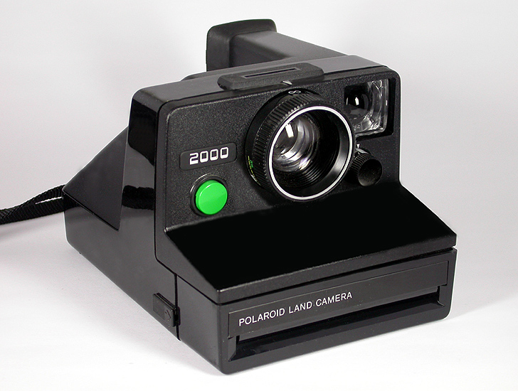 Polaroid Land 2000