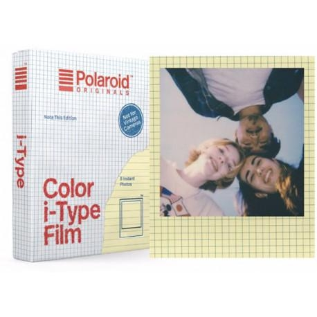 Color i-Type Film Note This Edition фото №1