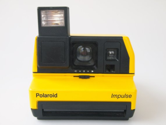 Polaroid Impulse Yellow фото №1