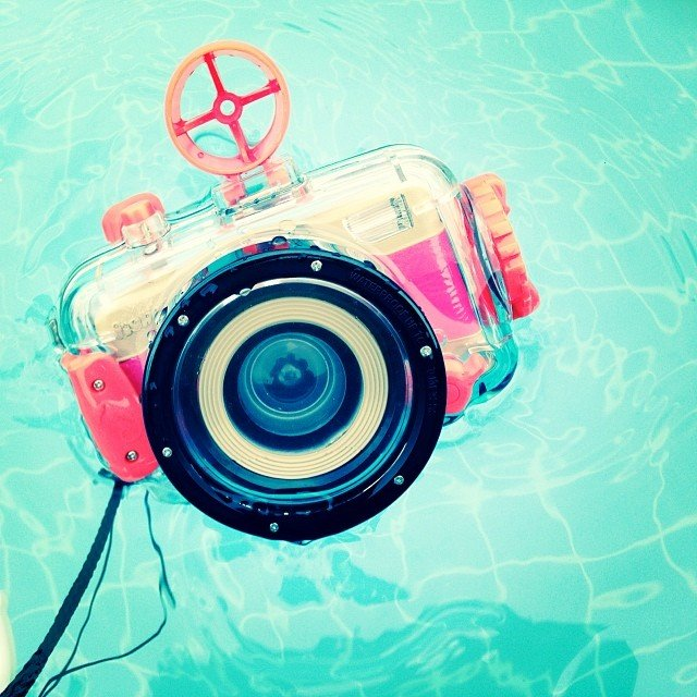 Fisheye Submarine Underwater Case фото №2