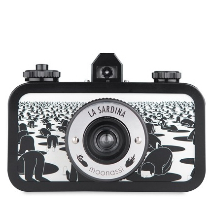 La Sardina - Moonassi Black