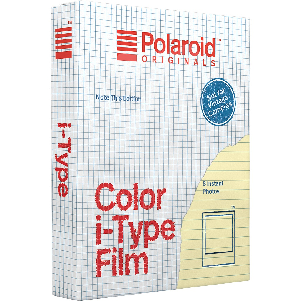 Color i-Type Film Note This Edition фото №2