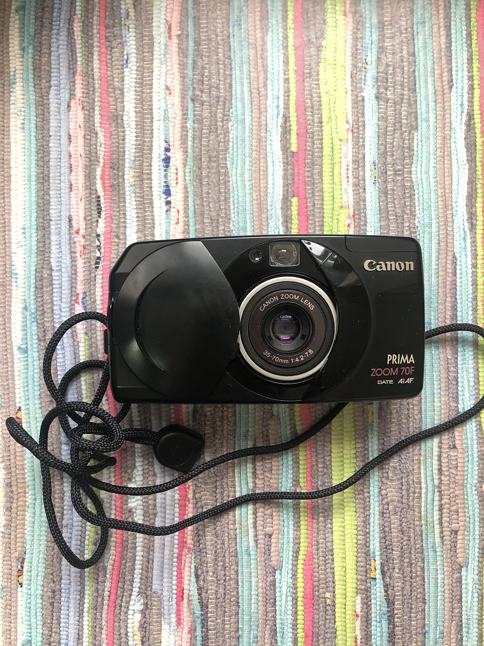 Canon Sure Shot 70 Zoom/Prima Zoom 70F (уценка) фото №1