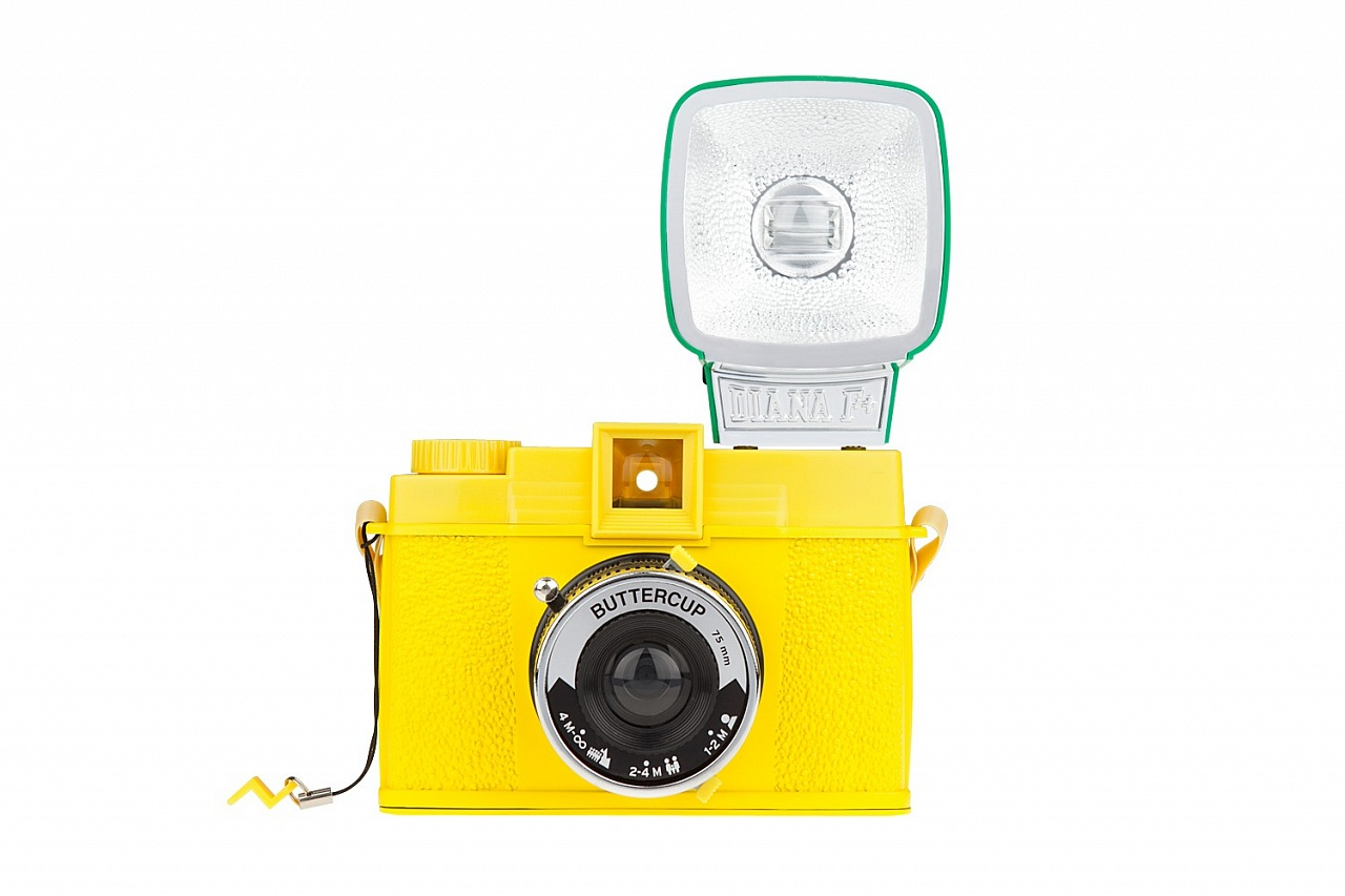 diana f+ flash buttercup