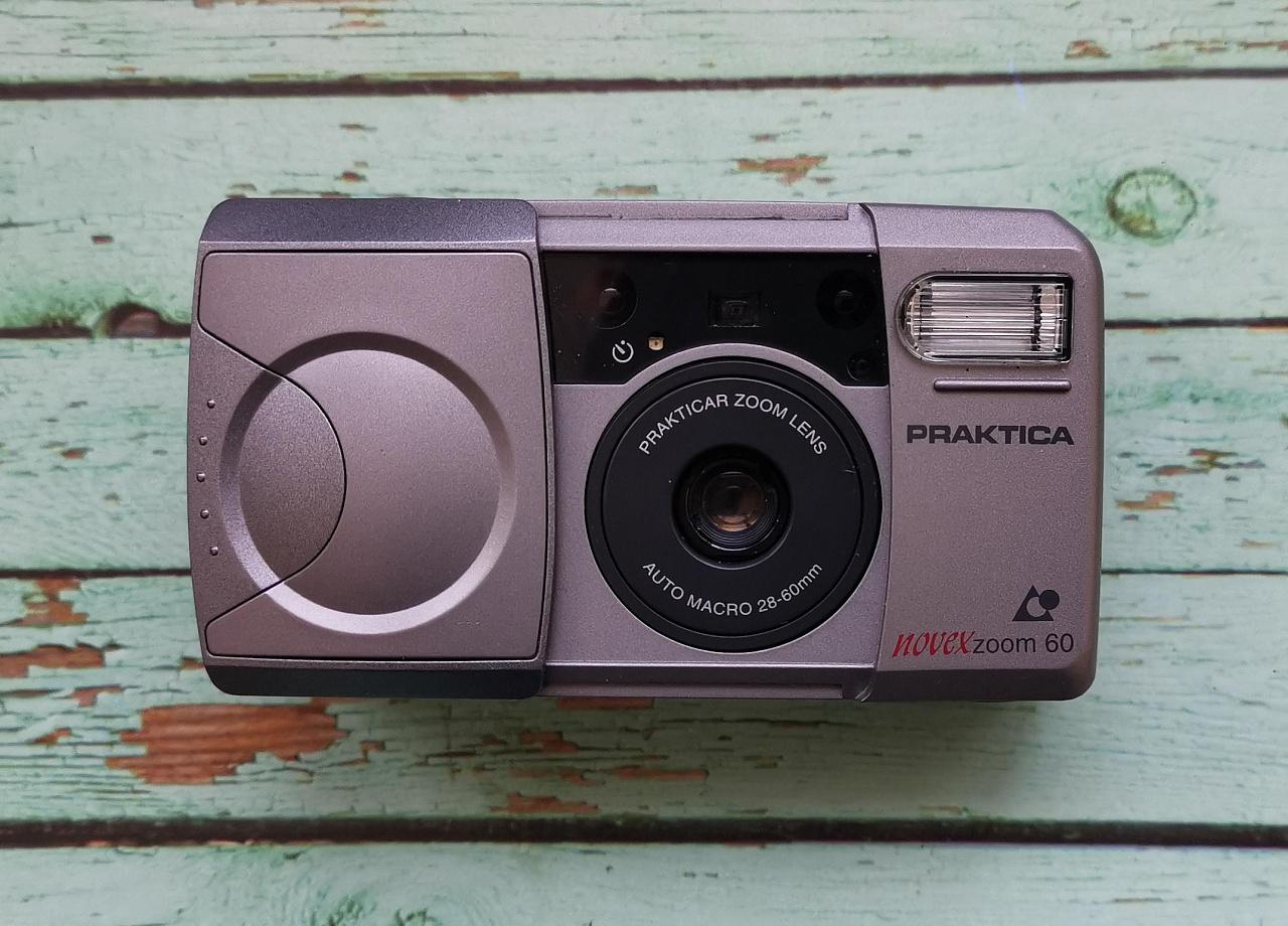 Пленочные камеры Praktica novex zoom 60 купить в Москве в интернет-магазине | Wonderfoto