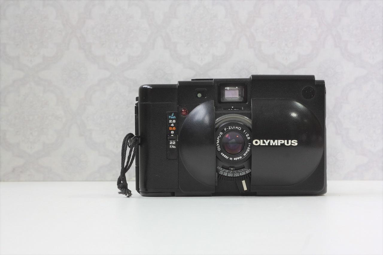 Пленочные камеры Olympus XA  купить в Москве в интернет-магазине   Wonderfoto