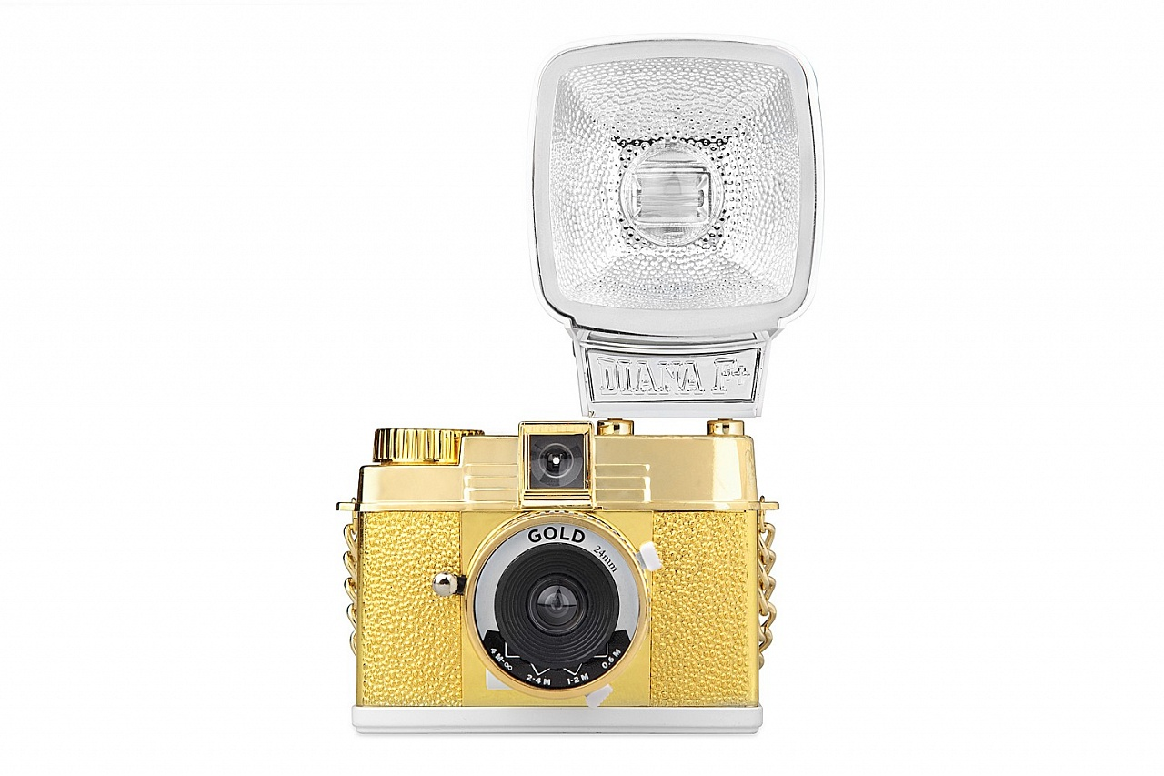 diana mini flash gold