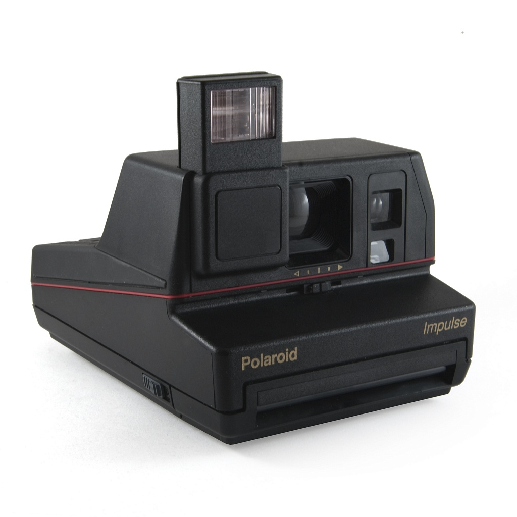 Polaroid Impulse черный фото №1