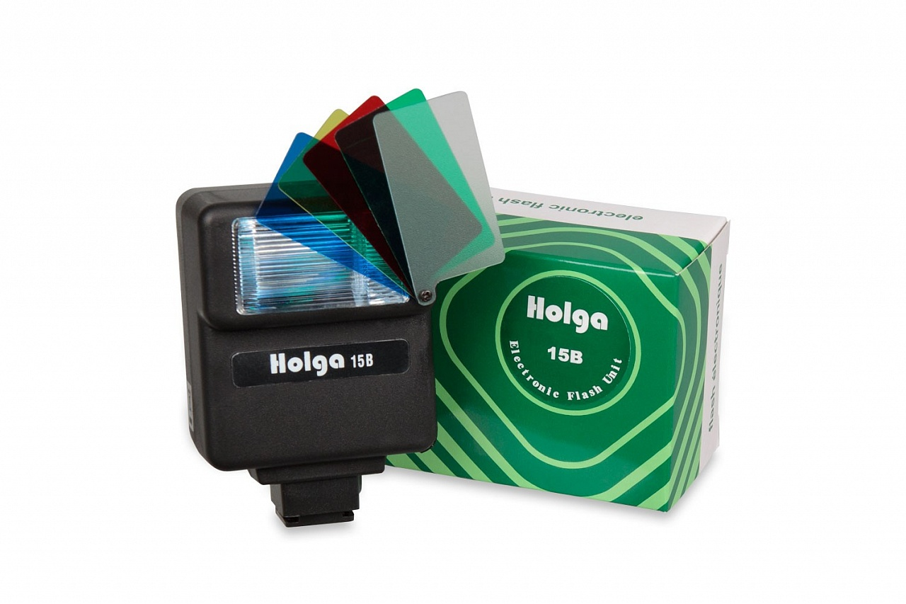 holga 15b flash фото №1