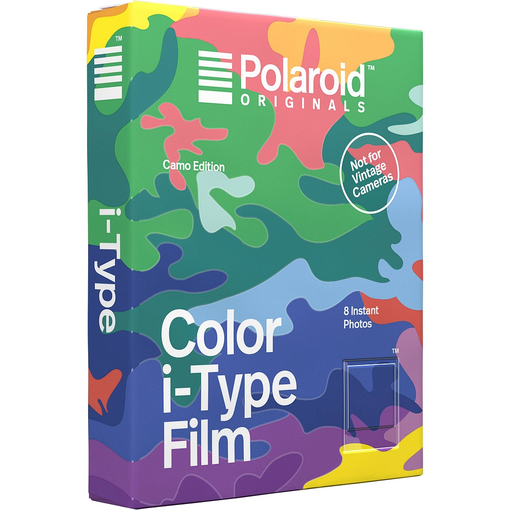 Color i-Type Film Camo Edition фото №2