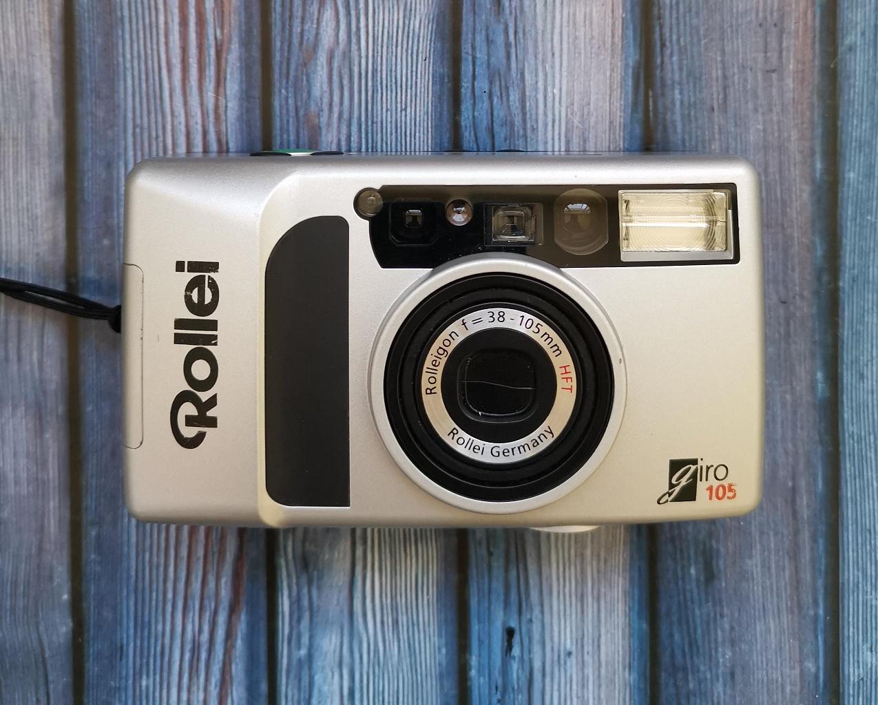 Пленочные камеры Rollei Giro 105 купить в Москве в интернет-магазине | Wonderfoto