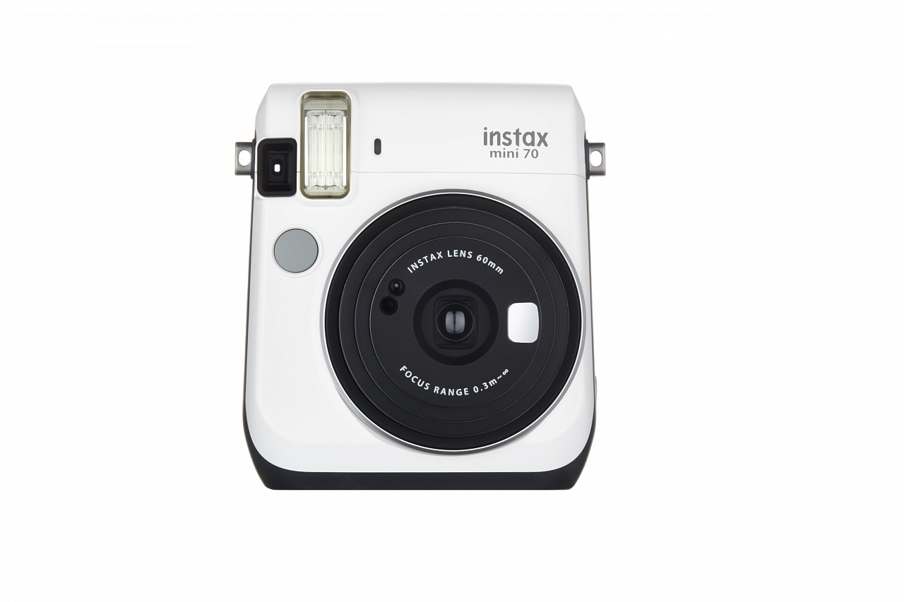 Fujifilm Instax Mini 70 Moon White фото №1