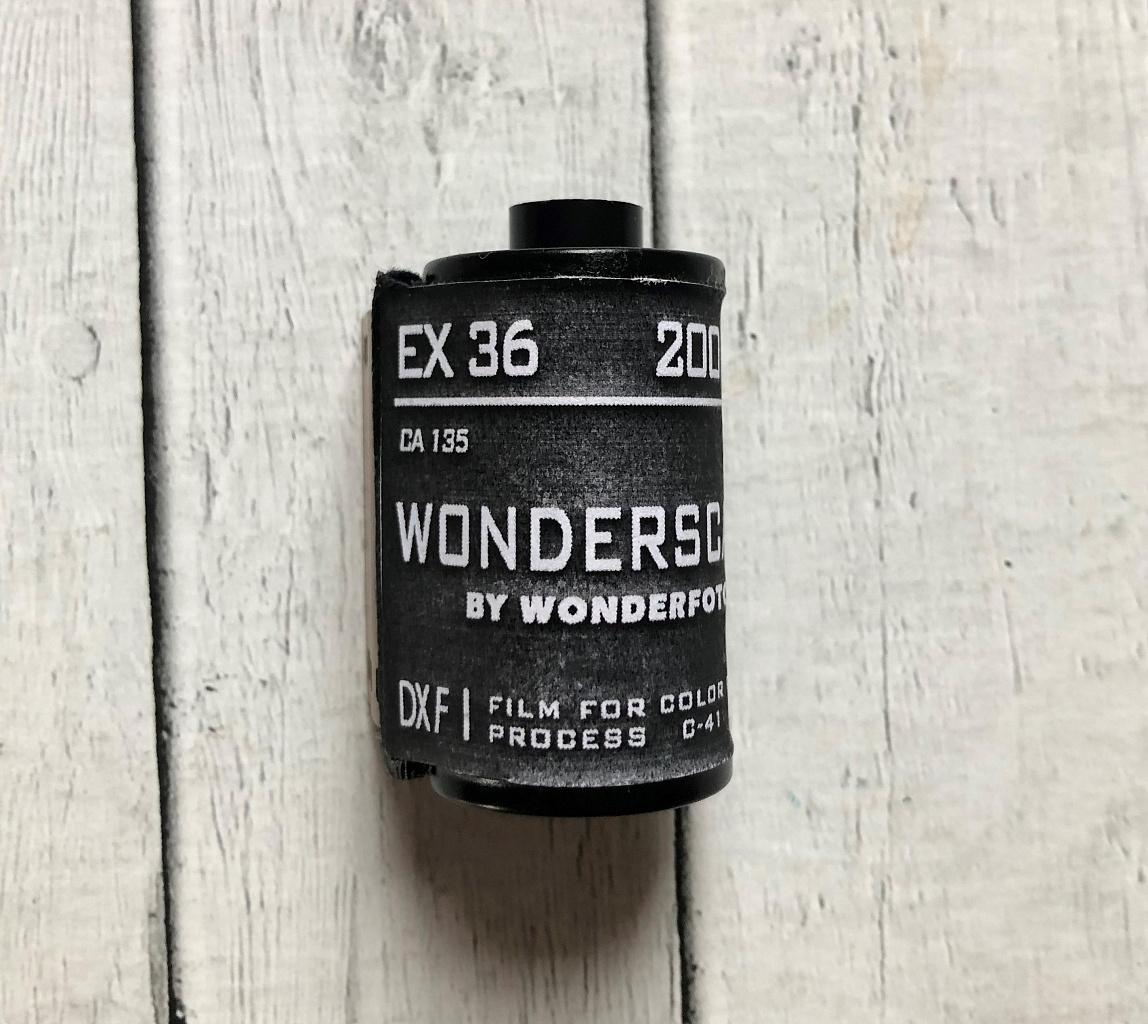 Wonderscale Film купить в Москве в интернет-магазине | Wonderfoto