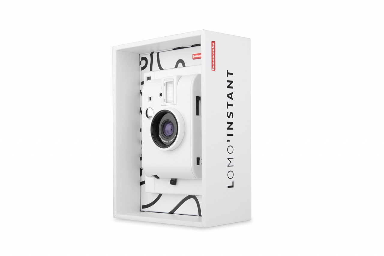 Lomo Instant White Edition фото №2