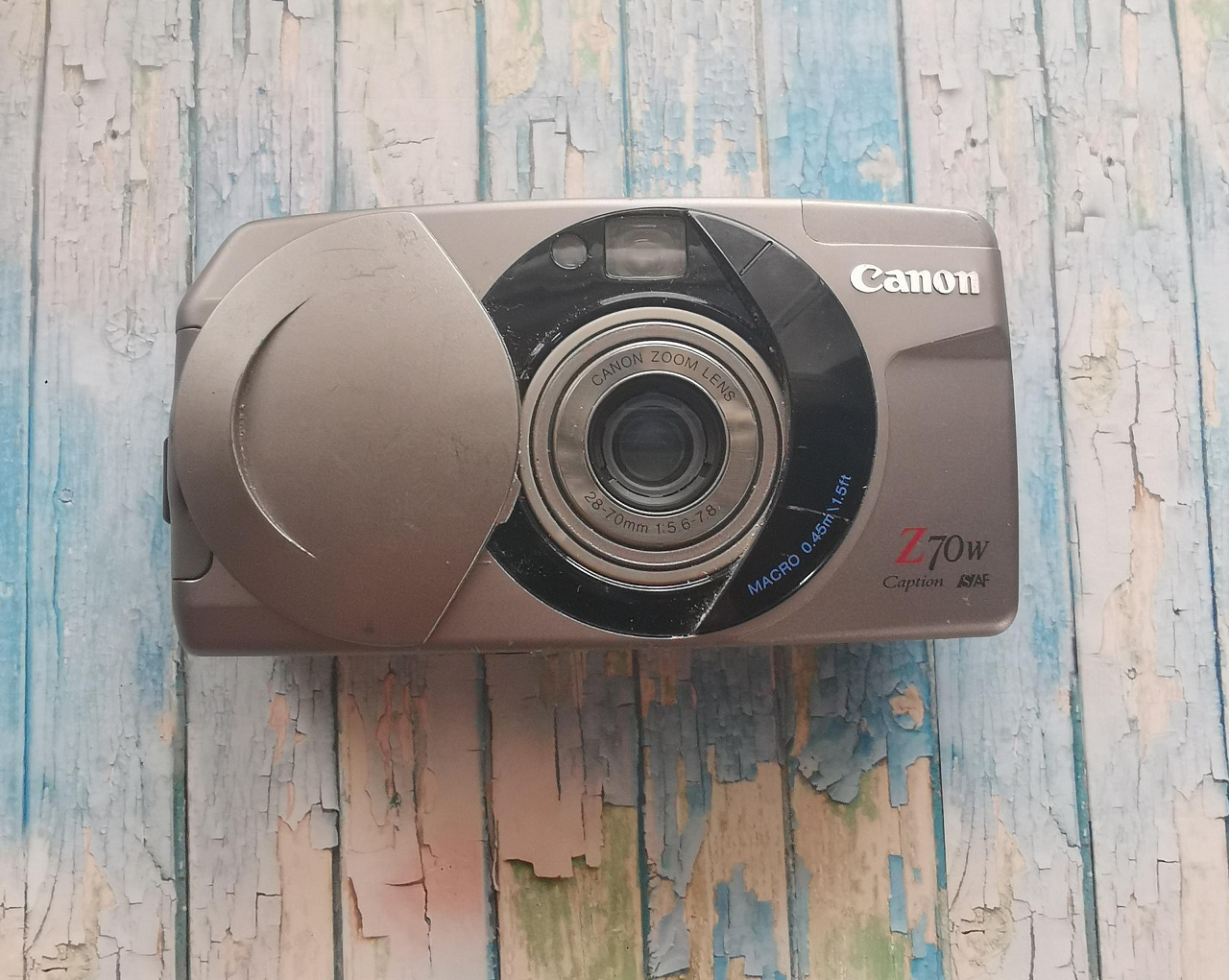 Canon Prima Super 28/Sure Shot z70W фото №1