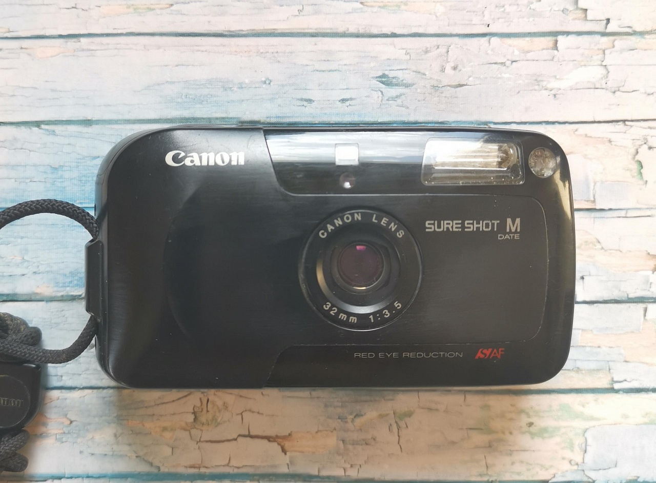 Canon Autoboy F / Prima Mini / Sure shot m фото №1