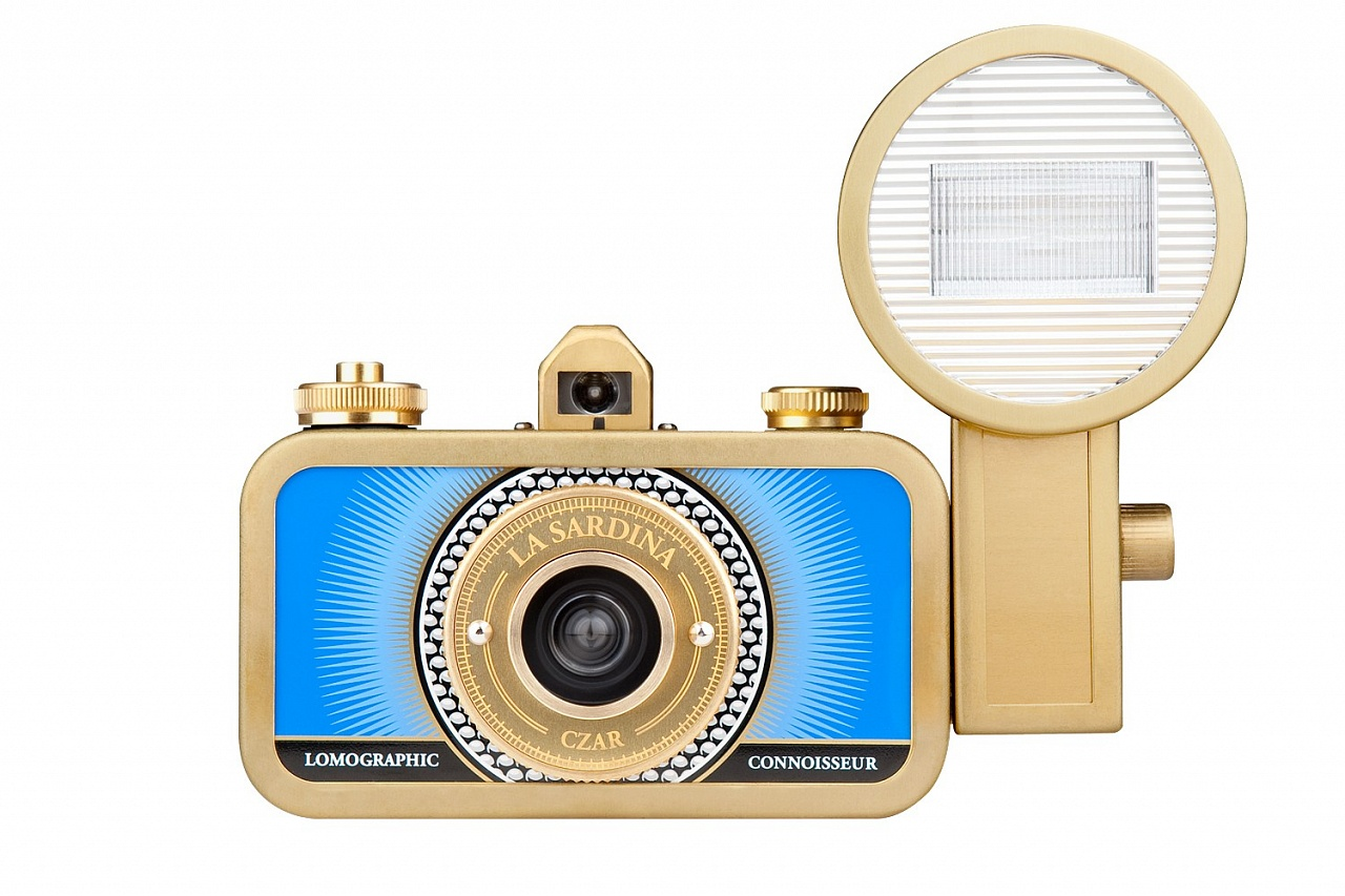 La Sardina Metal Caviar Edition Czar + Flash фото №1