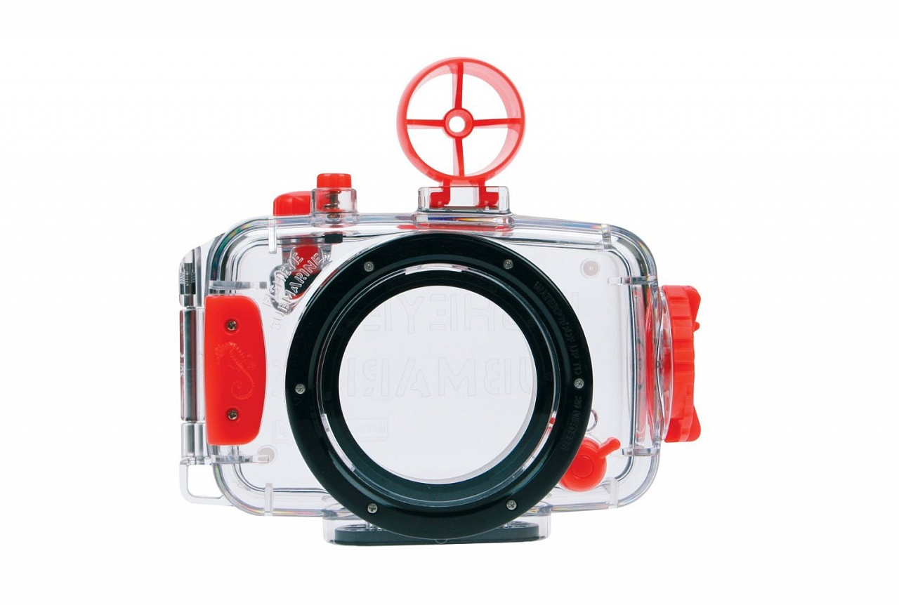 Fisheye Submarine Underwater Case фото №1